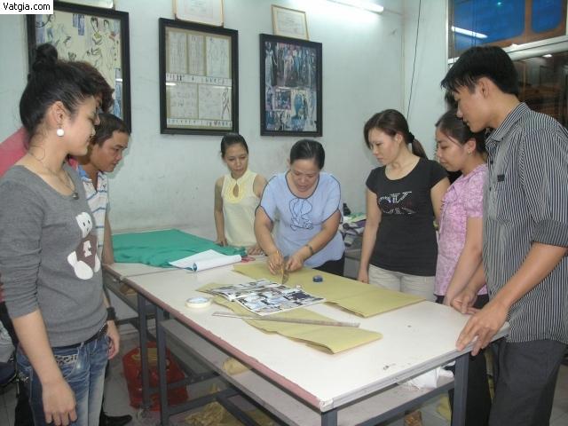 Dạy Cắt May Quận Bình Tân